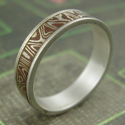 photo of Inlaid Wedding Ring