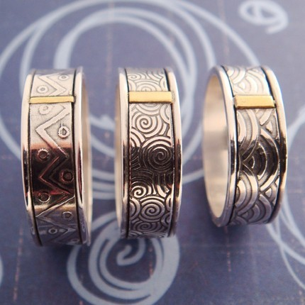 photo of Sterling Silver Wedding Rings