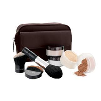 Laura Mercier Flawless Face Mineral Kit offers a collection of mineral riches, providing flawless co