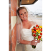 Bride_wedding_dress_veil_bouquet_orange_red_yellow.square