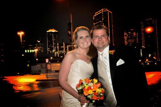 photo of Featured Wedding: Tony and Ashley