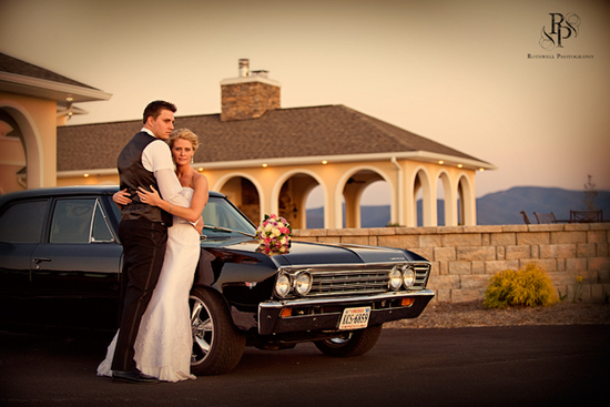 photo of Featured Wedding: Shannon and Chris