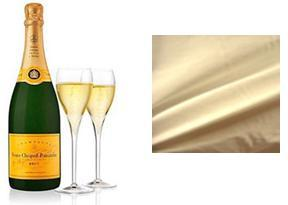 Champagne is not just a drink, its also a color!