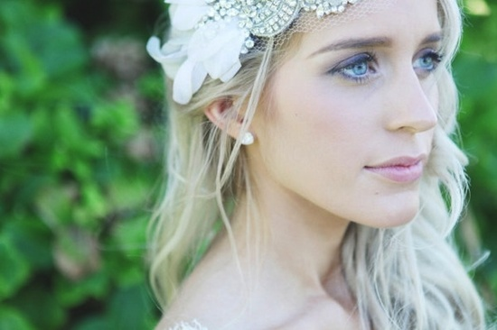 6 wedding headdresses to adore