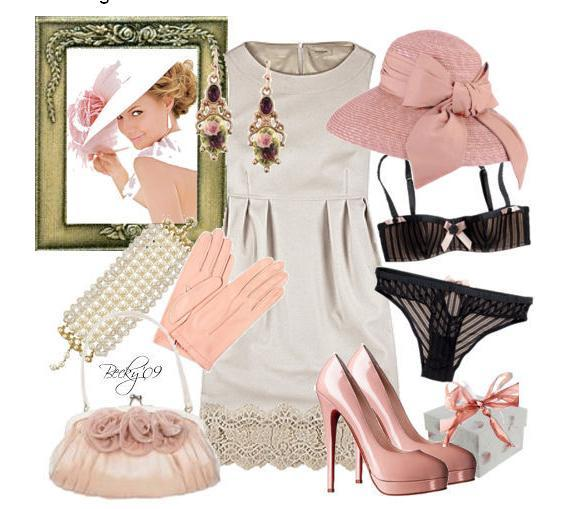 Blushing-bride-pink-pearl-black-vintage-feel.full
