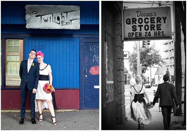 Wedding-photography-featured-wedding-rock-n-roll-black-n-white-pink-blue.full
