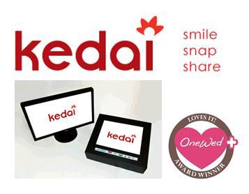 Kedai Photo Kiosk will help the bride and groom capture all of those amazing memories