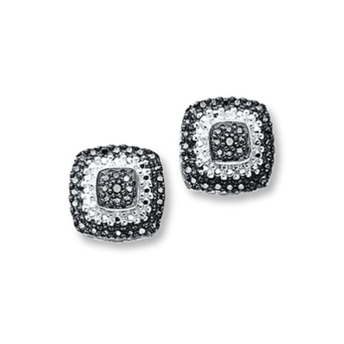5c5d58869 Diamond Earrings on OneWed