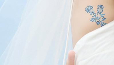 Wedding_ideas_something_blue_i_do_bridal_tattoo_side.full