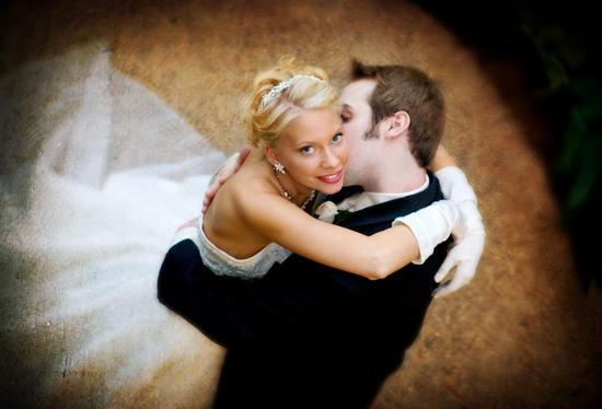 photo of Featured Wedding: Sarah and Joe