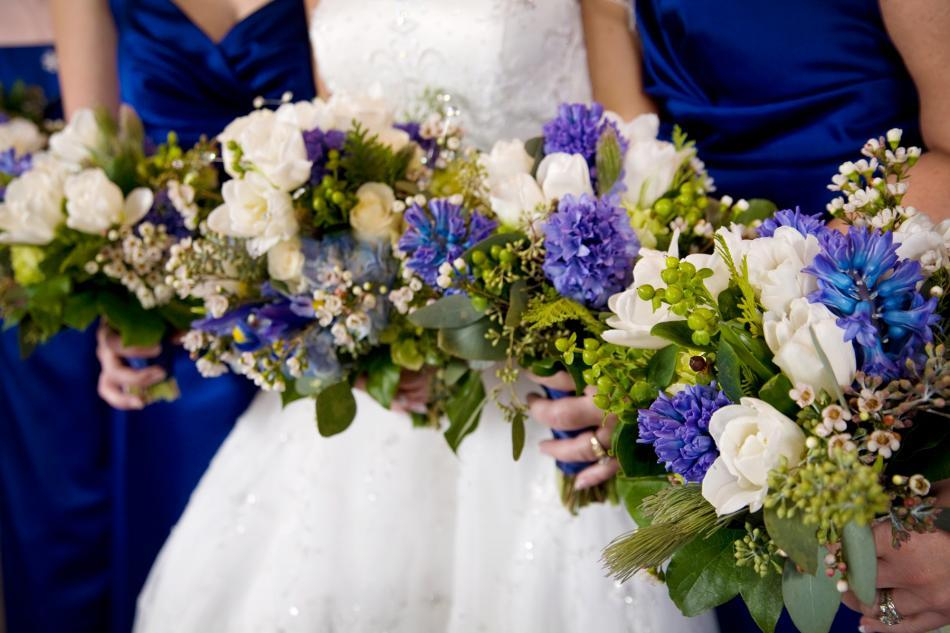 Wedding_ideas_featured_wedding_bride_bridesmaids_dresses_bouquets_cobalt_white_purple_blue.full