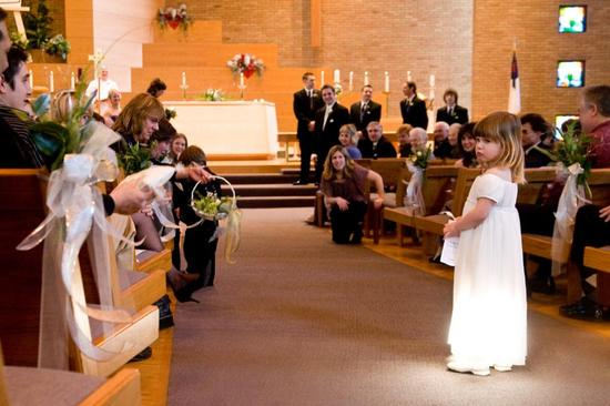 photo of Featured Wedding: Sarah and Joe