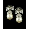 Wedding_ideas_bridal_jewelry_bow_pearl_earrings.square