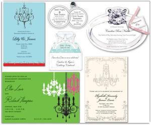 photo of Invitation Wedding Ideas for the Sparkling Bride