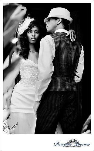 Mountain-mermaid-bridal-shoot-gorgeous-vintage-black-n-white.full