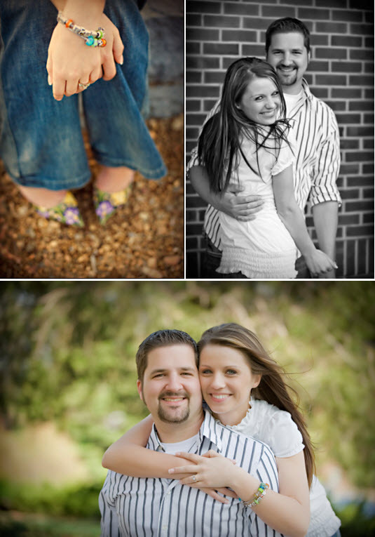 photo of An engagement photo session is a smart idea