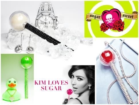 Couture Lollipops- colorful, tasty, and loved by celebs like Kim Kardashian