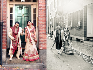 photo of Stylish & Hip Weddings