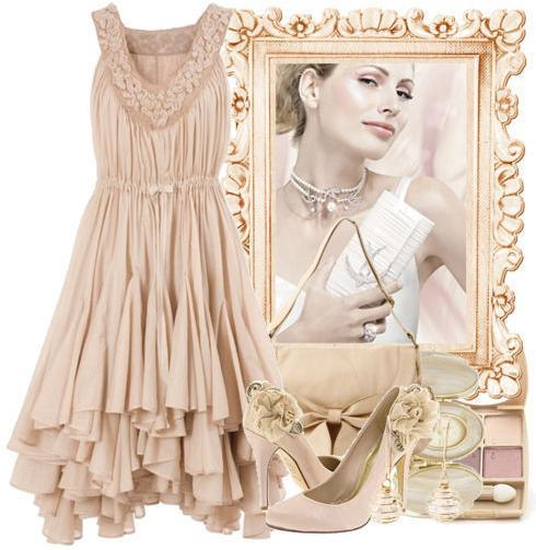 Accessorize-for-your-wedding-dusty-rose-ivory-heels-dress.full