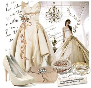 photo of Wedding Dress Accessorizing, A through Z