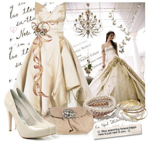 Vivienne Westwood's Wedding Dress For Sarah Jessica Parker