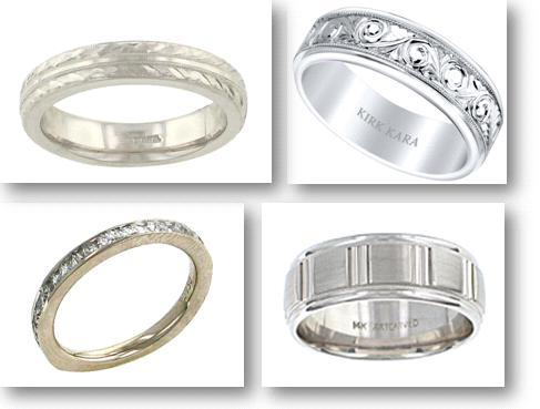 photo of Not Your Parents Wedding Bands – Or Should It Be?