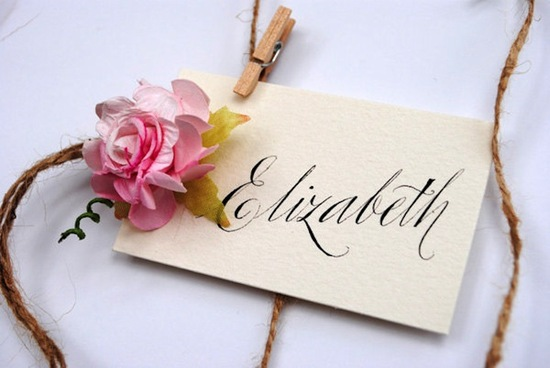 photo of Calligraphy for Weddings
