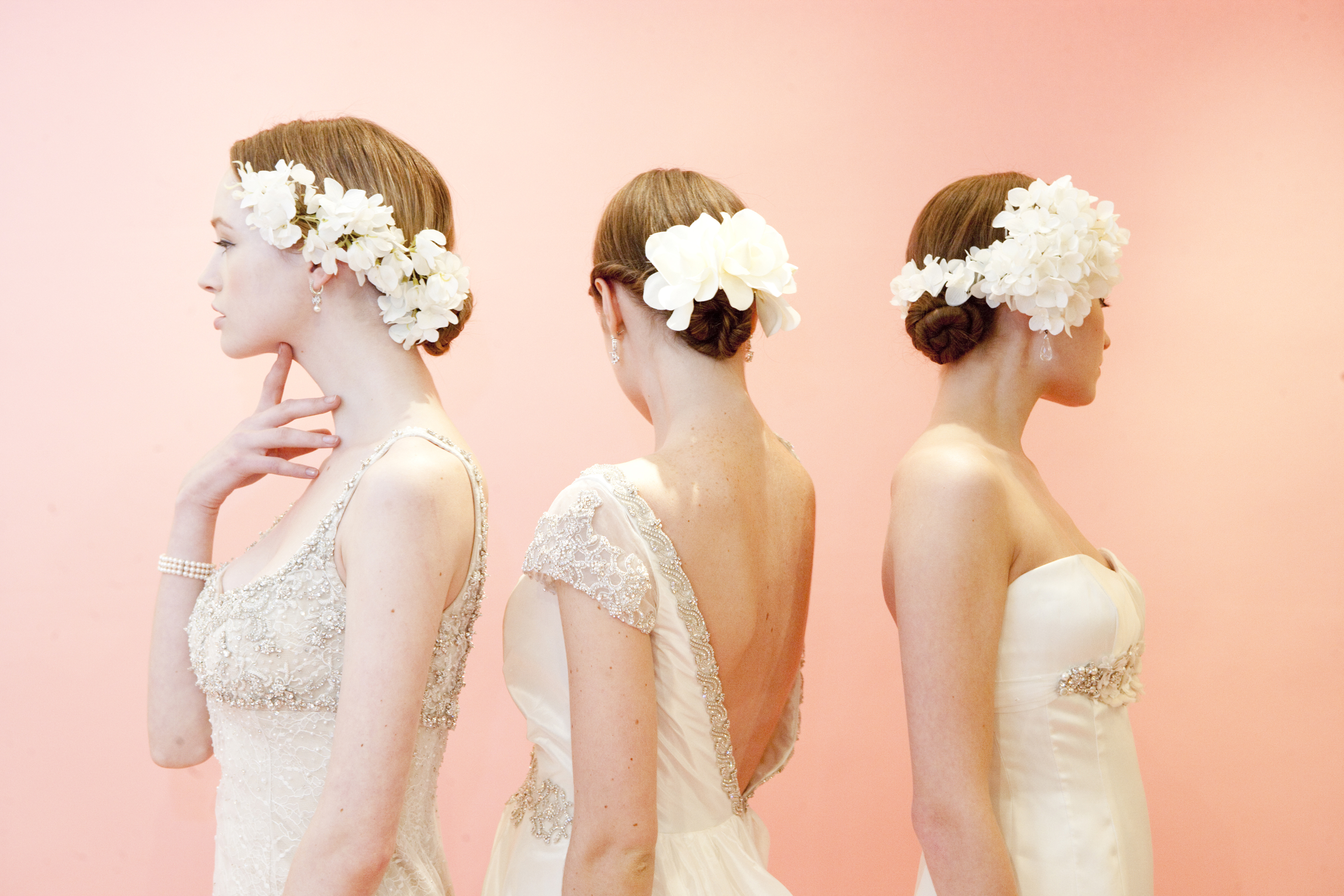 Bridal Beauty Inspiration Hair Makeup from Moroccanoil and ...