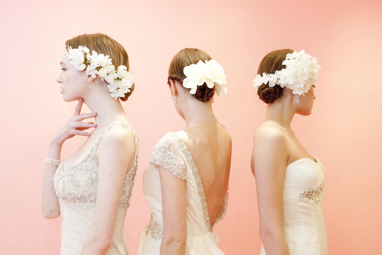 Wedding Hair And Makeup Inspiration : Bridal Beauty Inspiration Hair Makeup from Moroccanoil and ...