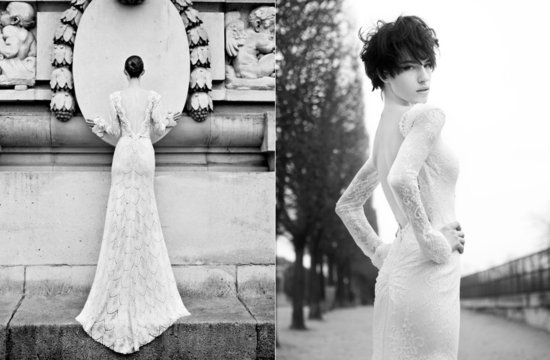 2013 bridal Berta Wedding Dresses 5