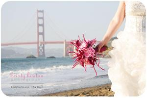 photo of Rock 'n Roll Bride: Bridal Photo Shoot in San Fran's Vibrant Chinatown