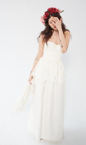 photo of STONE FOX BRIDE SPRING 2013 COLLECTION The Penelope