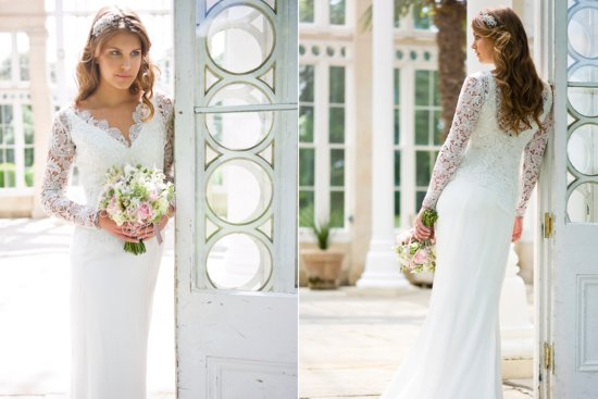 2013 Wedding Dress by Louise Selby Bridal Marguerite