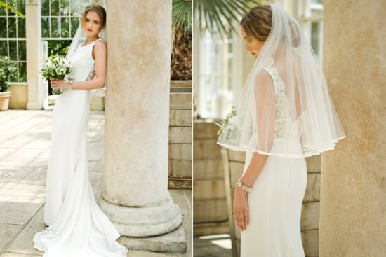 2013 Wedding Dress by Louise Selby Bridal Foxglove