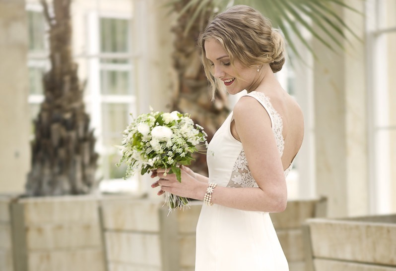 Wedding Dress by Louise Selby 2013 Bridal Foxglove 3