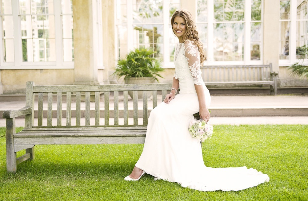 Wedding Dress by Louise Selby 2013 Bridal Jasmine 3