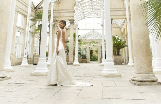 photo of Utterly Stunning Wedding Gowns by Louise Selby