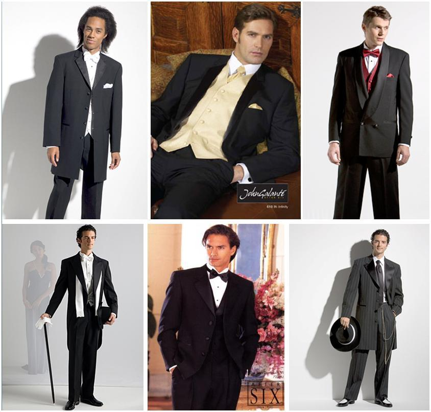 formal wear for the groom from Selix