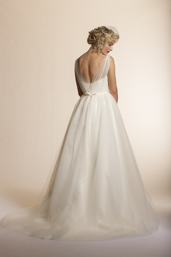 2013 wedding dress by Amy Kuschel Bridal Breeze