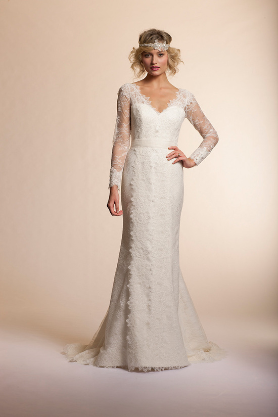 2013 wedding dress by Amy Kuschel Bridal Dahlia