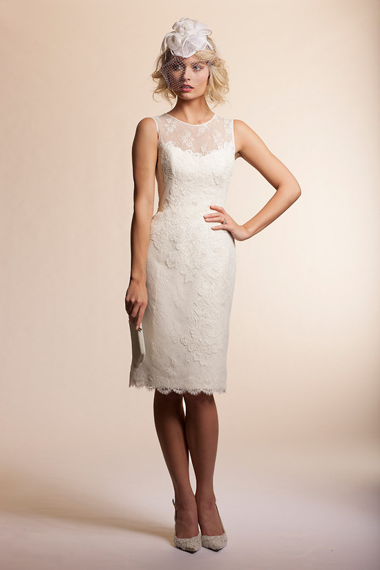 2013 wedding dress by Amy Kuschel Bridal Olive