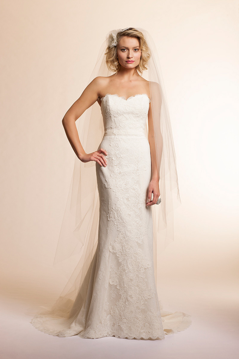 2013 wedding dress by Amy Kuschel Bridal Rosemary