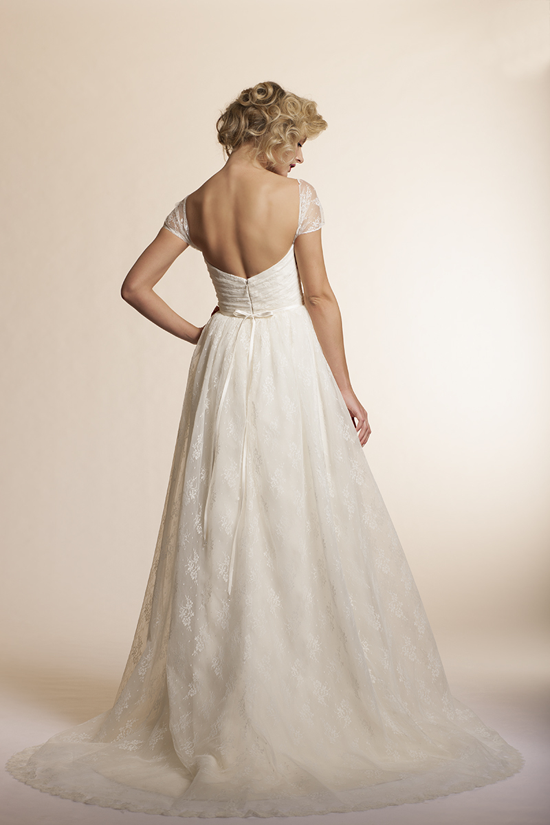 2013 wedding dress by Amy Kuschel Bridal Meadow