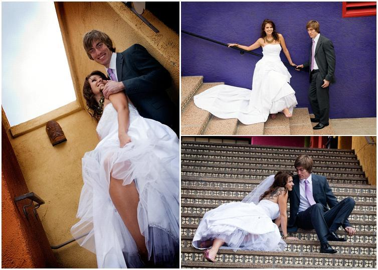 Santa-fe-pueblo-bride-groom-white-strapless-wedding-dress.full