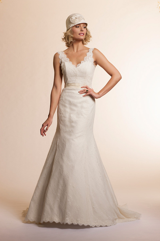 2013 wedding dress by Amy Kuschel Bridal Sierra