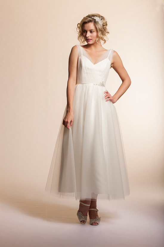 2013 wedding dress by Amy Kuschel Bridal Summer