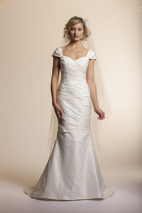2013 wedding dress by Amy Kuschel Bridal Tulip
