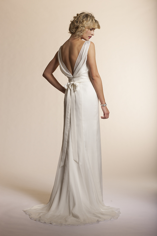 2013 wedding dress by Amy Kuschel Bridal Sloane
