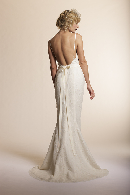 2013 wedding dress by Amy Kuschel Bridal Willow