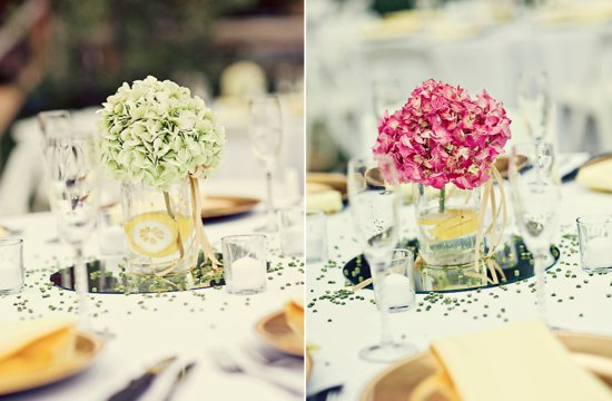 Hydrangea wedding flowers Spring inspiration 2